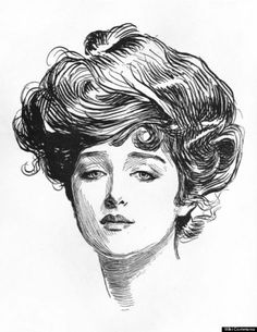 Gibson Girl by Charles Gibson