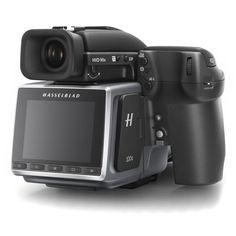 Hasselblad H6D-100c Medium Format DSLR with a 100 Megapixel Sensor and 4K Raw Video!