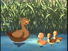 Τα παραμύθια του Άντερσεν - Το Ασχημόπαπο Old Cartoons, Diversity, Fairies, Films, Children, Faeries, Movies, Young Children, Boys