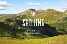 Design and Paper | a Scottish soul and an Austrian heart – Shilling Branding by Moodley | http://www.designandpaper.com