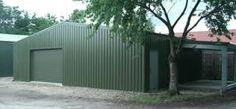 Image result for steel shed uk