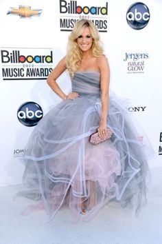 Country Stars Arrive at the 2012 Billboard Music Awards-Country Music Is Love