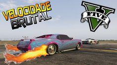 NEW Fastest Car in GTA 5 - Novo Carro mais Rápido do GTA V - (Glitch Bru...