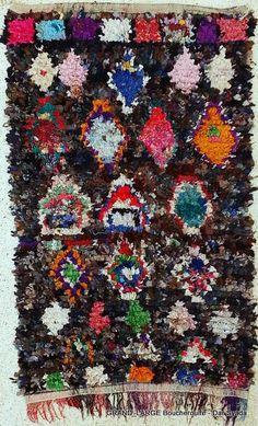 Grands du Catalogue tapis Boucharouette : L15300