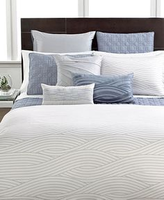 Hotel Collection Bedding, Modern Current King Duvet Cover - Bedding Collections - Bed & Bath - Macy's