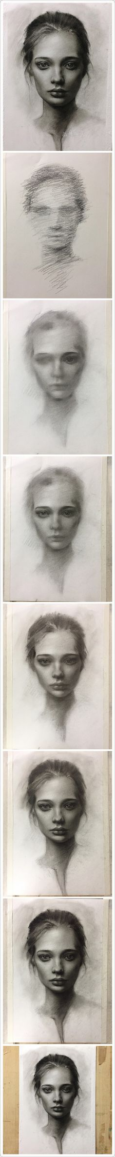 Pencil Portrait Mastery - 堆糖-美好生活研究所 - Discover The Secrets Of Drawing Realistic Pencil Portraits