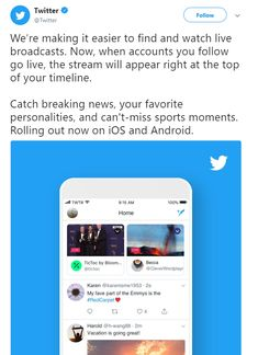 Twitter Renewed Its Live Video Push & Here's What You Need to Know Marketing News, Digital Marketing, Twitter Help, New Market, Need To Know, In This Moment, Live
