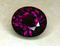 8.91ct Mozambique Purple Tourmaline WITH Copper - CUPRIAN.  RARE Color.   Certified Cuprian Amethyst Purple Mozambique Tourmaline As indicated previously on the All That Glitters Website, this color from Mozambique  has  been found to contain Copper and therefore is Cuprian Tourmaline.