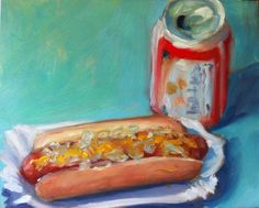 Hot Dogs, Ethnic Recipes, Food, Meal, Essen, Hoods, Meals, Eten