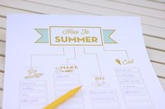 Organize all the things! 10 (Free!) #Printables to Get Your Life Organized