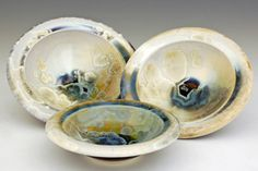 Classic Flambeaux Bowls by Bill Campbell Studios | Sticks Furniture, Home Decorative Accents