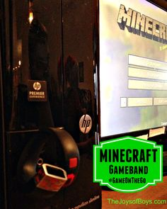 Gameband for Minecra