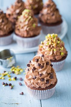 Chocolate Cannoli Cupcakes | Cooking Classy @Jaclyn Bell {Cooking Classy}