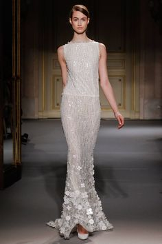 Georges Hobeika Spring 2013 Couture Collection - Fashion on TheCut