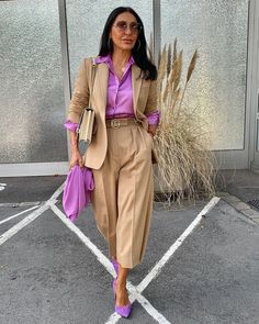 Outfits Mujer, New Outfits, Summer Outfits, Cute Outfits, Fashion Outfits, Ripped Jeans Style, Mode Statements, Pink Fashion, Womens Fashion