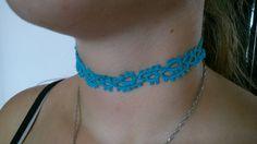 choker - náhrdelník