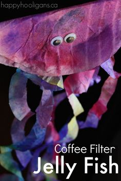 Coffee Filter Jellyf