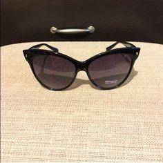 2 LEFT!!!•Black Cat eye sunglasses• Brand new!!! Polycarbonate. Blocks 100% UV. Black. Accessories Sunglasses