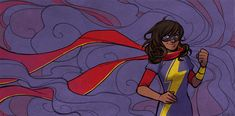 Kamala Khan by kohidrop Ms Marvel Captain Marvel, Miss Marvel, Marvel Fan Art, Marvel Heroes, Marvel Avengers, Marvel Comics, Marvel Women, Marvel Girls, Ms Marvel Kamala Khan