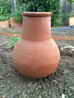 Ollas In My Garden, 1 Year Later
