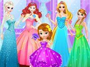 Disney Princess Dress Store - Play Girl Games Online