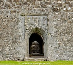 Clontuskert Priory, County Galway
