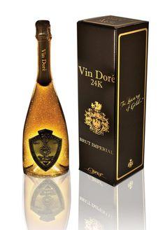 La revista Golden Magazine recomienda Vin Doré 24K