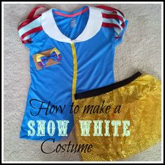 Fairytales and Fitness: A Running Costume in the Making ( and Guess what t...