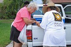 Senior Veggie Mobile Program via Community Caring Center