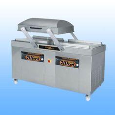 Super - tech serija  EPA SUPERMEGA -dimenzije: 1900x800x1150 -dimenzije komore: 2x(830x740x230) -širina varilice: 4x800 mm -vakum pumpa: Q= 100(200) m3/h -težina: 360 kg -napajanje: 380 V/50 Hz  -materijal: inox