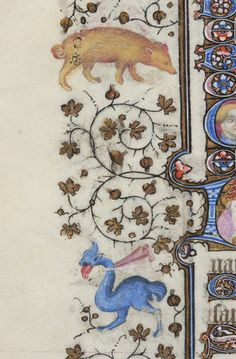 Book of Hours, MS M.919 fol. 148v - Images from Medieval and Renaissance Manuscripts - The Morgan Library & Museum