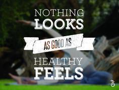 Nothing Looks As Good As Healthy Feels #prettymuddy