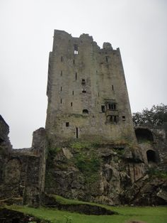 Blarney Castle, Home of the Blarney Stone, County Cork, Ireland; Dating back to 1446 AD.