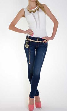 Top $530 pesos  Jeans $690pesos  Zapatos $750 pesos