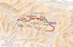 Col de Pailheres ( MOTORRAD-Reisetipps: Die 10 besten Pässe der Pyrenäen(Teil 11)Platz 10: Col de Pailheres )