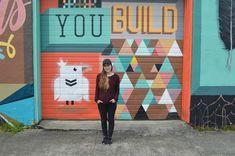 Street Art, Alberta Street, Alberta Arts District, Art, Portland, Oregon