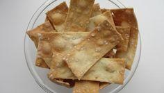 Recept uit 'Koken van De Bazaar': sesamcrackers