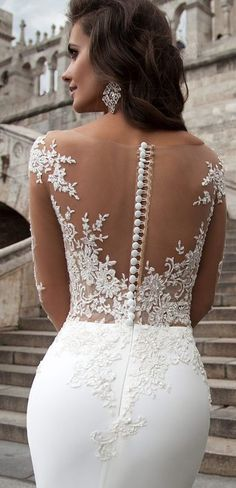 Milla Nova 2016 Bridal Collection - Vanessa