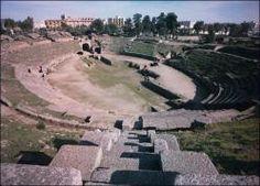 Anfiteatro de Emerita Augusta (Mérida)