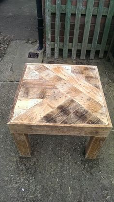 Coffee table, small