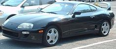 Toyota Supra - Wikipedia, the free encyclopedia  Mark IV (1992–2002)
