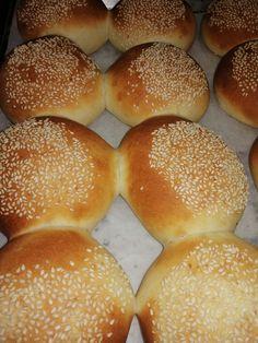Hamburger, Bread, Pane, Food, Friends, Amigos, Brot, Essen, Baking