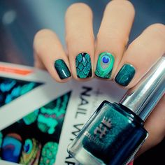 Instagram photo by pshiiit_polish  #nail #nails #nailart