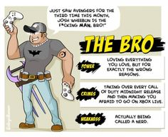 The Bro by Caldwell Tanner