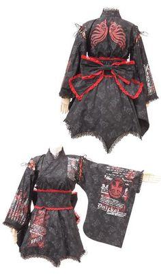 I found 'Kei Lolita Japanese Kimono' on Wish, check it out!