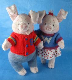 Knitting Pattern For Iggle Piggle Toy : I make (toys) on Pinterest Amigurumi, Felt Dolls and Little Cotton Rabbits