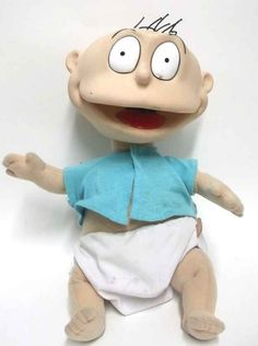 Talking Rugrat Dolls | 31 Awesome '90s Toys You Never Got, But Can Totally Buy Today