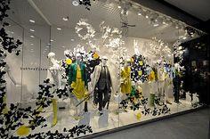 Steffl windows 2013, Vienna visual merchandising