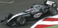 2004 McLaren MP4/19B - Mercedes (Kimi Räikkönen)