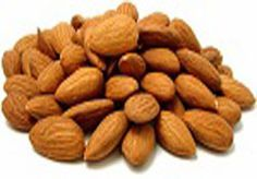 Improve Skin Texture With Almonds - Vitamin E gets stored in the membranes of your skin cells and is key to smooth skin. It deflects attacks by free radicals. And vitamin E in almonds promotes oil production to keep your skin moisturized. Other good sources include avocados, pumpkin seeds and sunflower seeds. #homemadesparecipes #beautyproducts